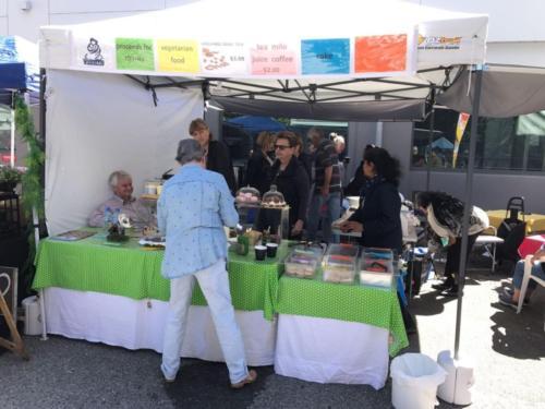 ABC Gardener's Market Fundraising Food Stall - Adelaide