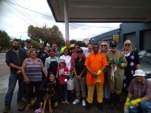 Car Wash Fundraiser with Br. Shraddhamrita in Adelaide